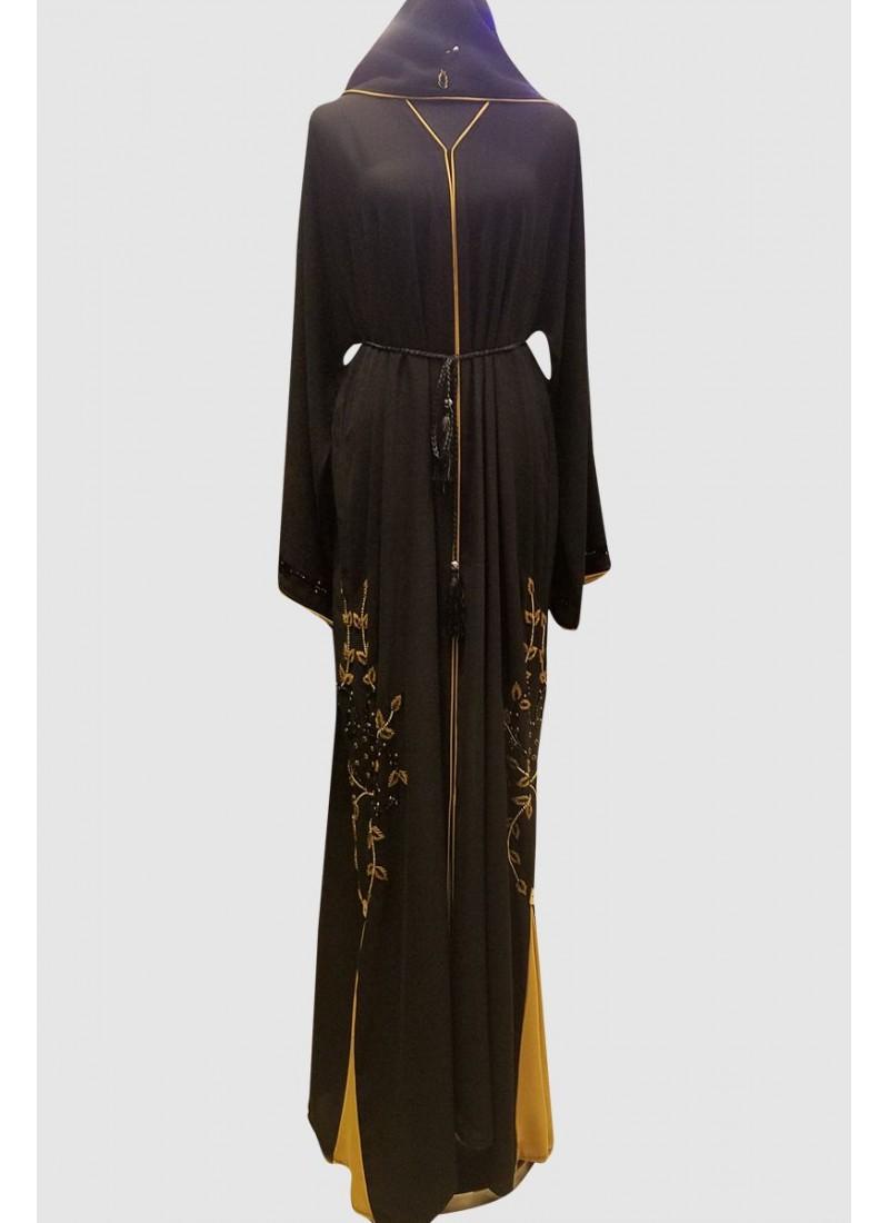 Aamanee Fancy Modest Abaya