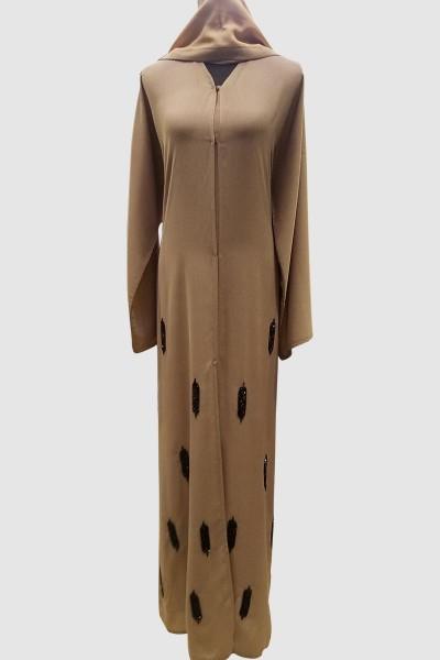Fancy Modest Aamilah Abaya