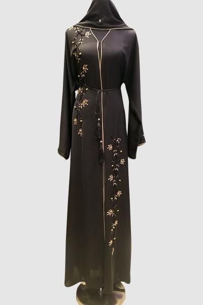 Gorgeous Badiyah Fancy Abaya