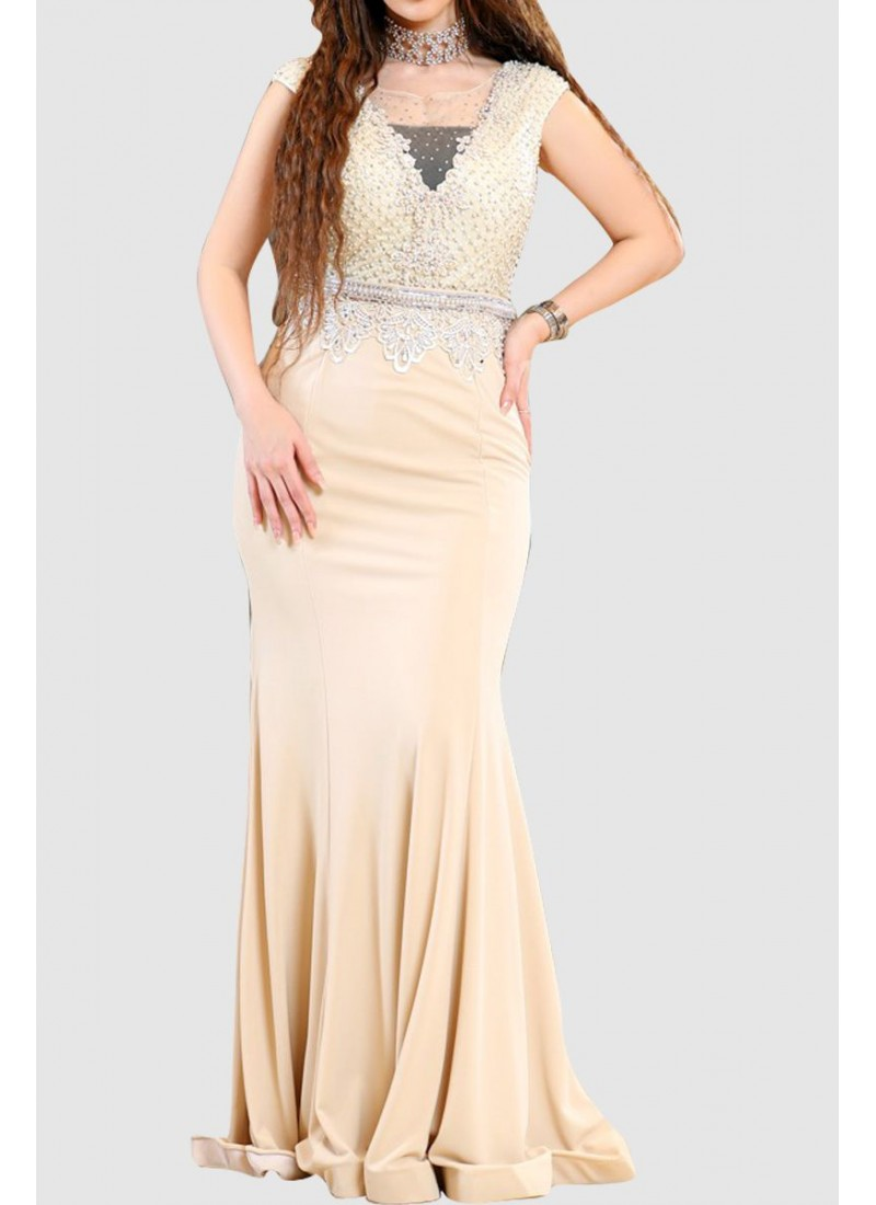 Dubai Stylish Party Dress