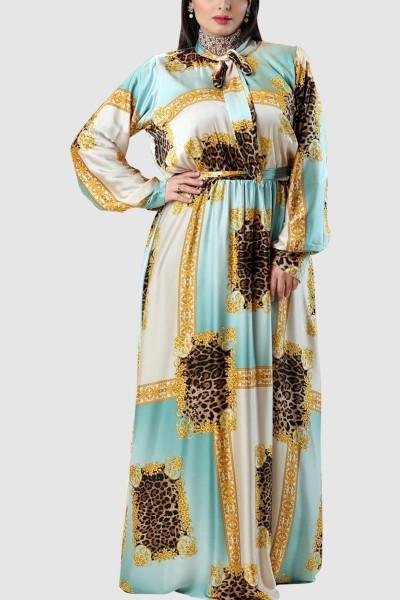 Modest Fancy Party Dress