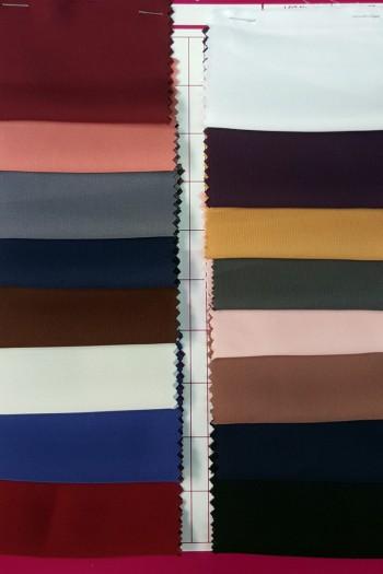 Korean Nida Color Fabric