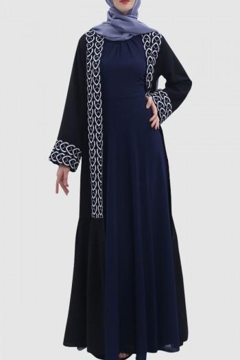 Sophisticated Free Shipping Abaya