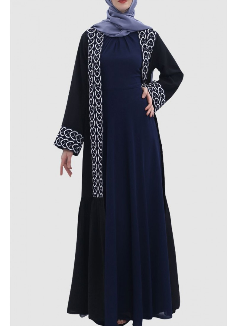 Sophisticated Free Shipping Abaya