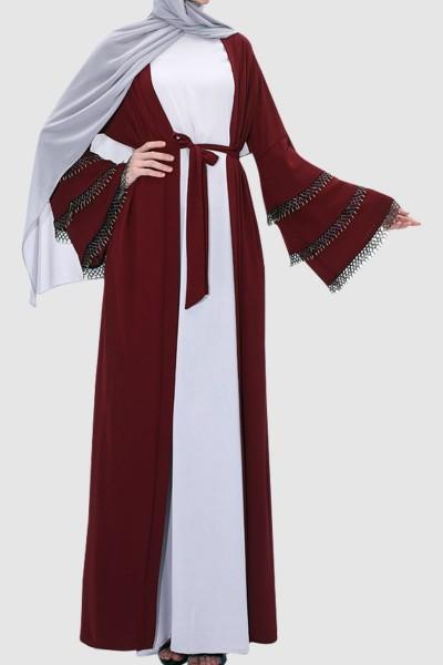 Jasmine Abaya Free Shipping