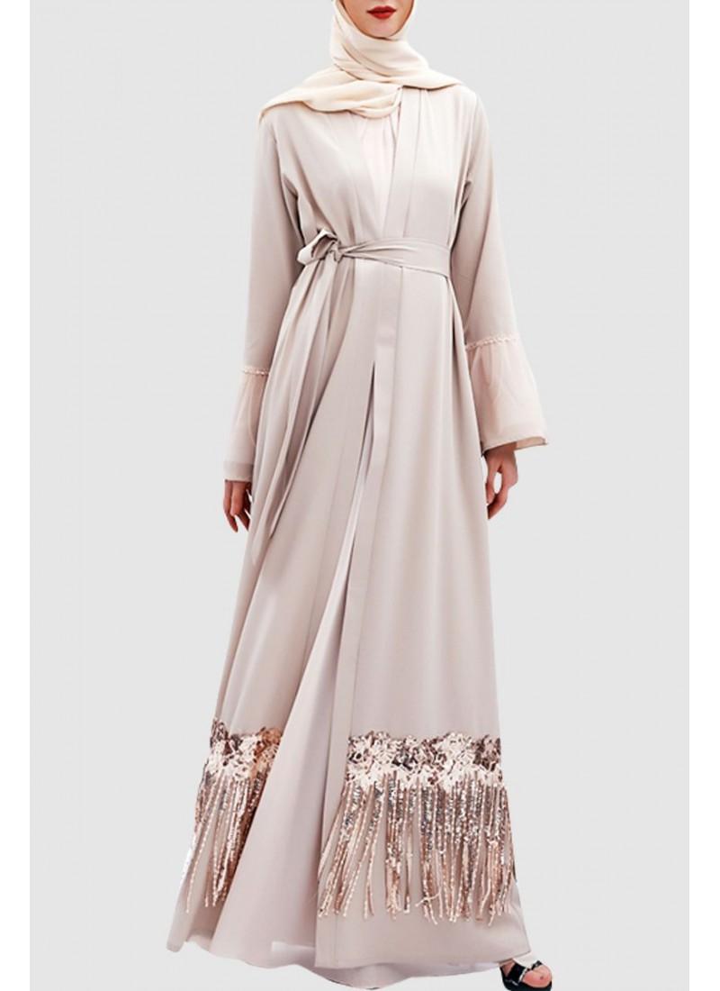 Elegance Free Shipping Abaya