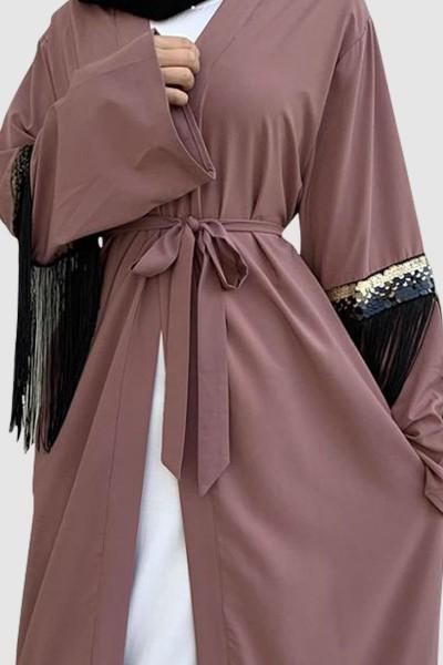 Sequence Stunning Abaya