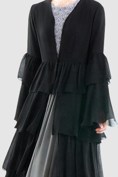 Frock Style Abaya Free Shipping