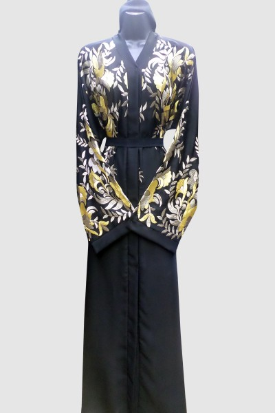 Gorgeous Abaya Free Shipping