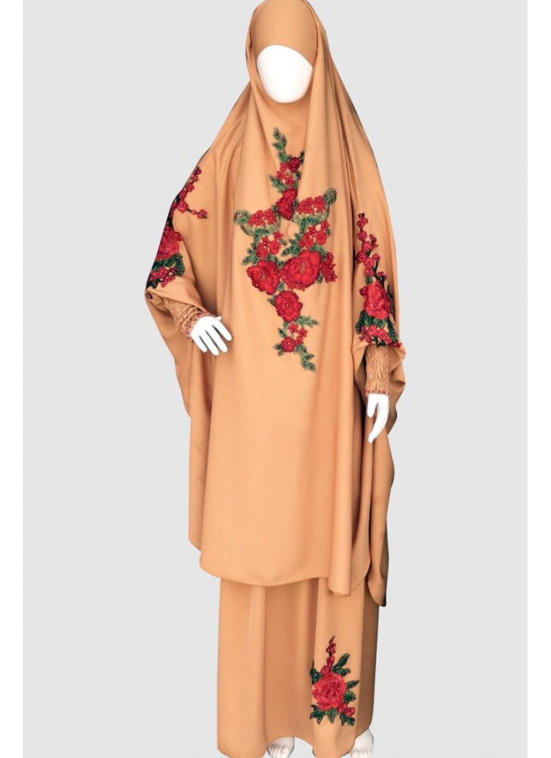 Customize Pray Islamic Abaya