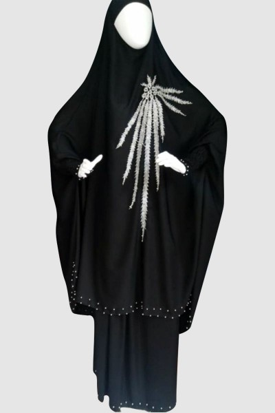 Gorgeous Islamic Pray Abaya