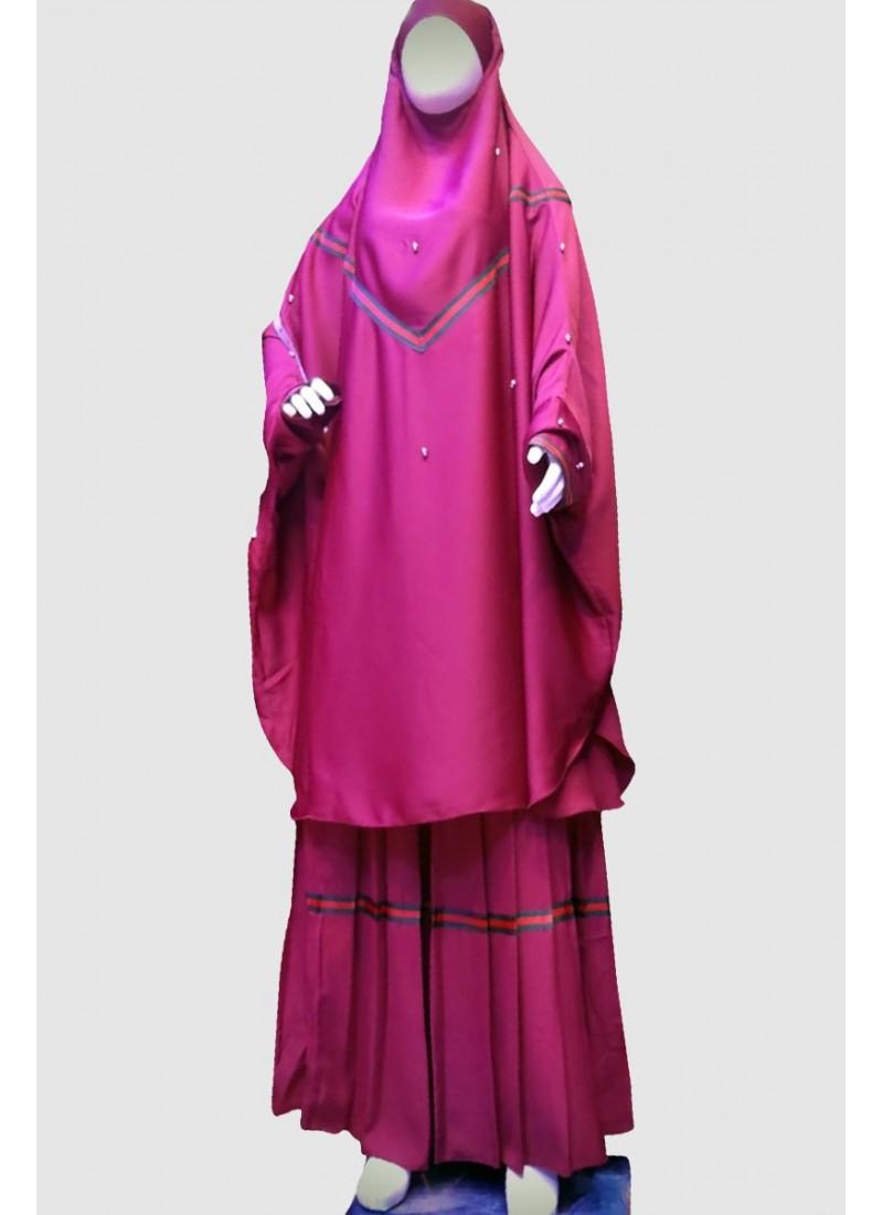 A'mmal Islamic Pray Abaya