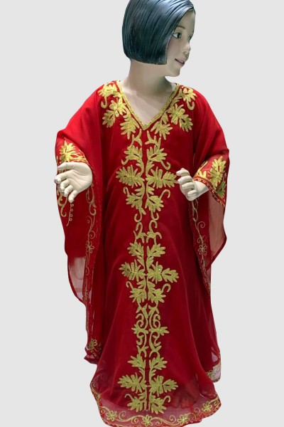 Fashionable Kid's Kaftan