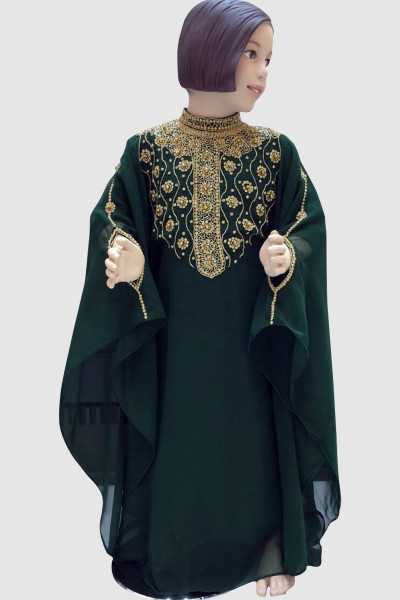 Aziza Modest Kid's Kaftan