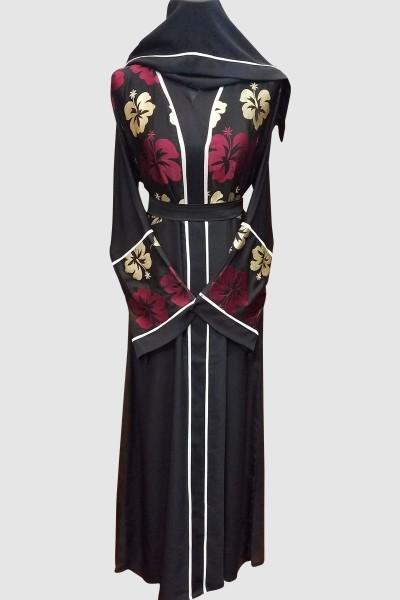 Embroidery Stunning Abaya