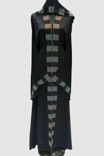 Dubai Fancy Muslim Abaya