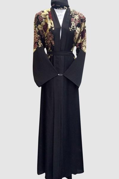 A'bir Kimono Abaya