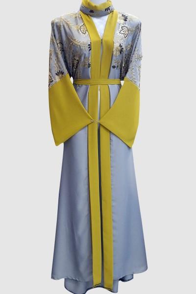 Designer Kimono Abaya