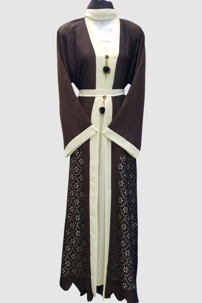 Stylish Kimono Open Abaya