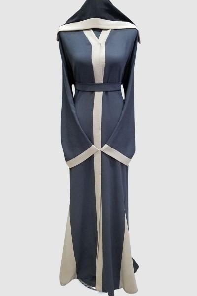 Simple Kimono Abaya