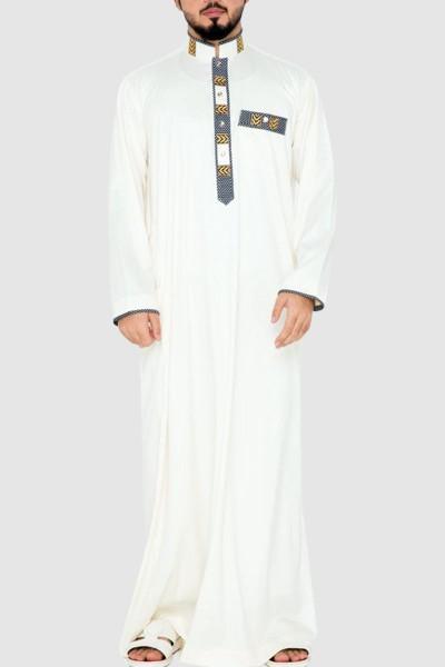 Arabic Stylish Men's Thobe