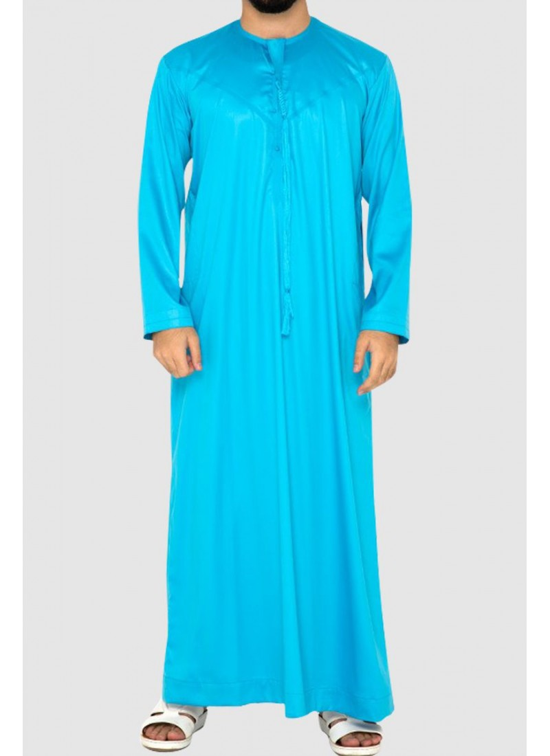 Dubai Modest Stylish Men's Thobe