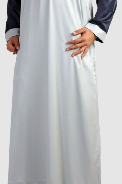 Islamic Culture Men's Thobe (3 Pieces Set)