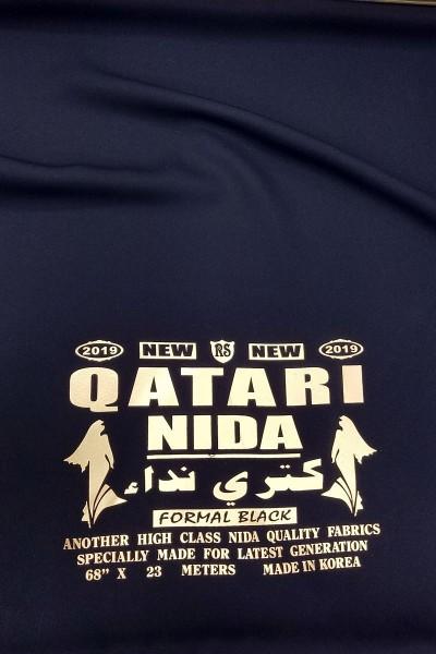 Black Qatari Nida Fa...
