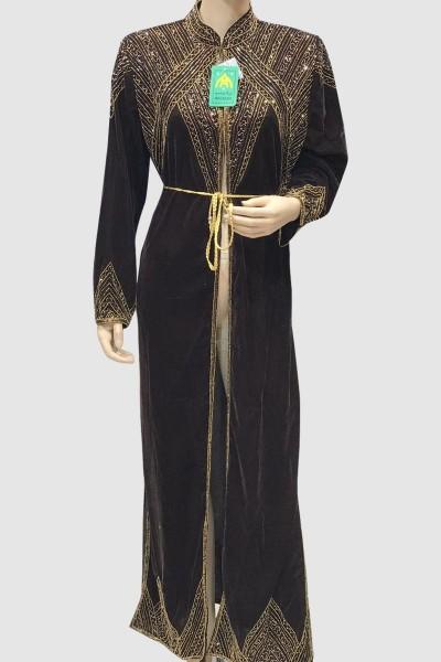 Fancy Stylish OverCoat Abaya