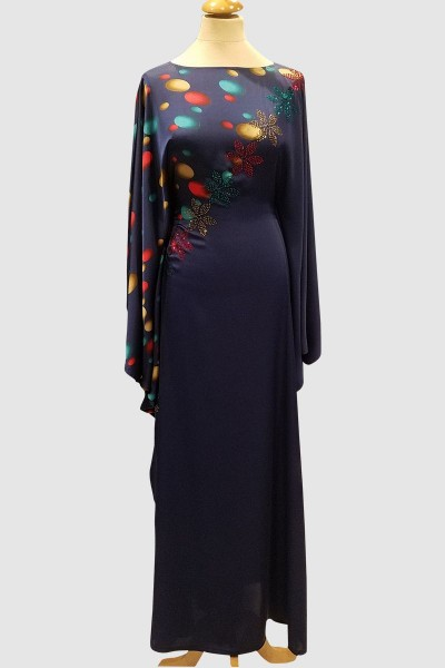 Fancy Modest Abaya
