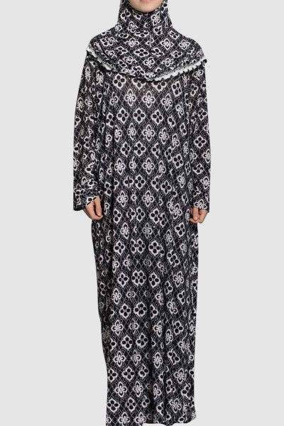 Modest Islamic Pray Abaya