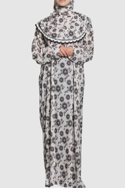 Stylish Women's Pray Abaya