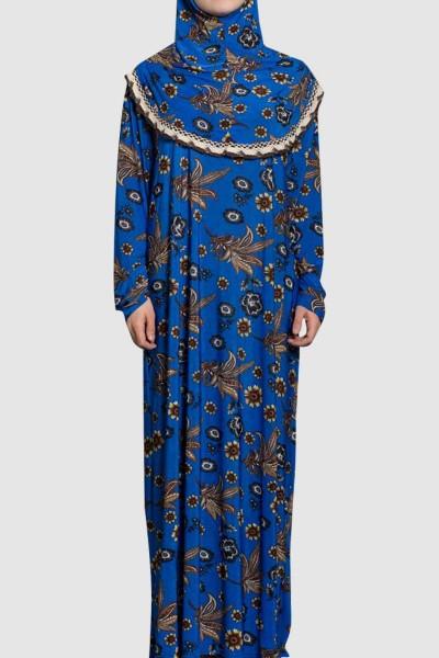 Sophisticated Pray Abaya