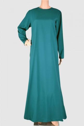 Anoosh Simple Plain Abaya
