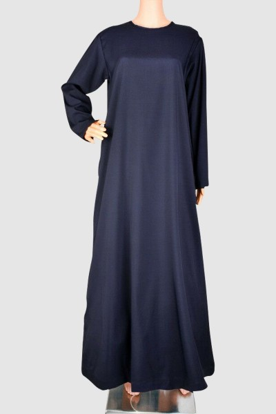 Modest Simple Plain Abaya