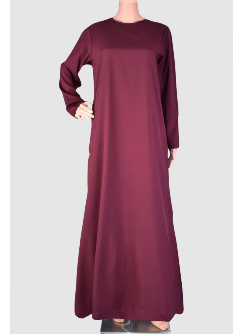 Sophsiticated Simple Abaya