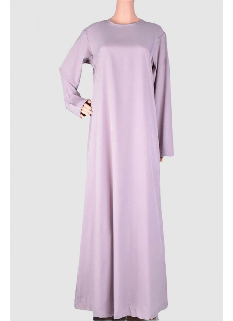 Stylish Simple Plain Abaya