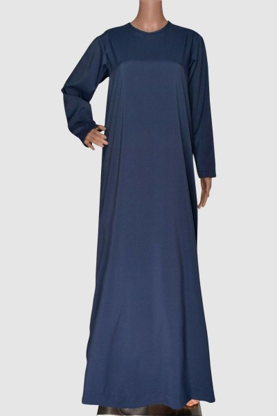 Gulf Simple Plain Abaya