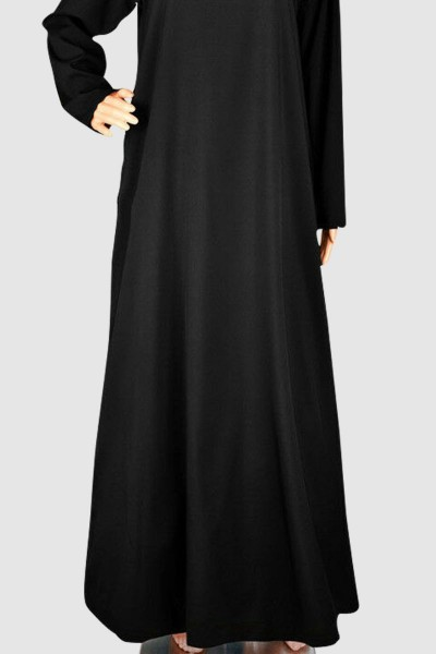 Exclusive Simple Plain Abaya