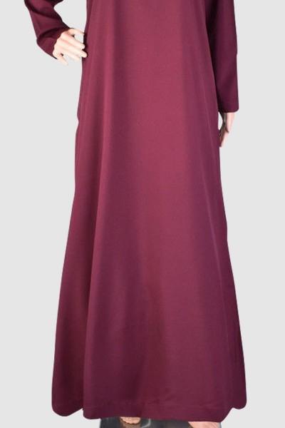 Sophsiticated Simple Abaya