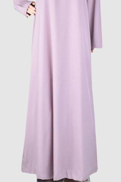 Stylish Simple Plain Abaya