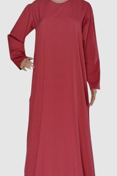 Plain Modesty Abaya