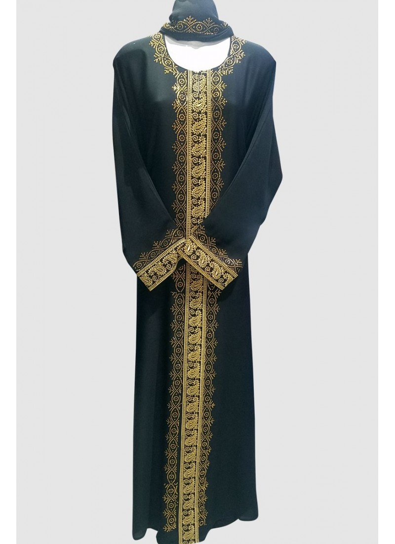 Gorgeous Fancy Abaya
