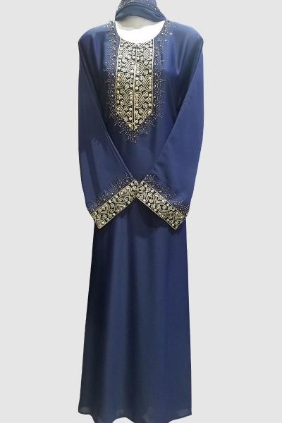 Anoosh Fancy Designer Abaya