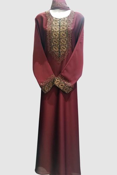 Modest Classy Lace Abaya