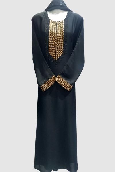 Stunning Fuschia Abaya