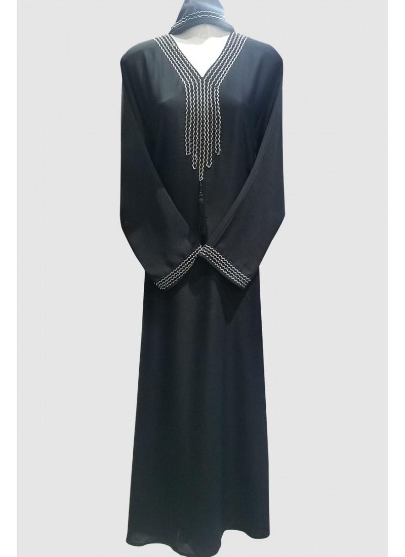 Rose Mallow Stunning Abaya