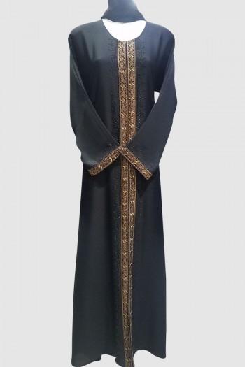 Jamesia Lace Fancy Abaya