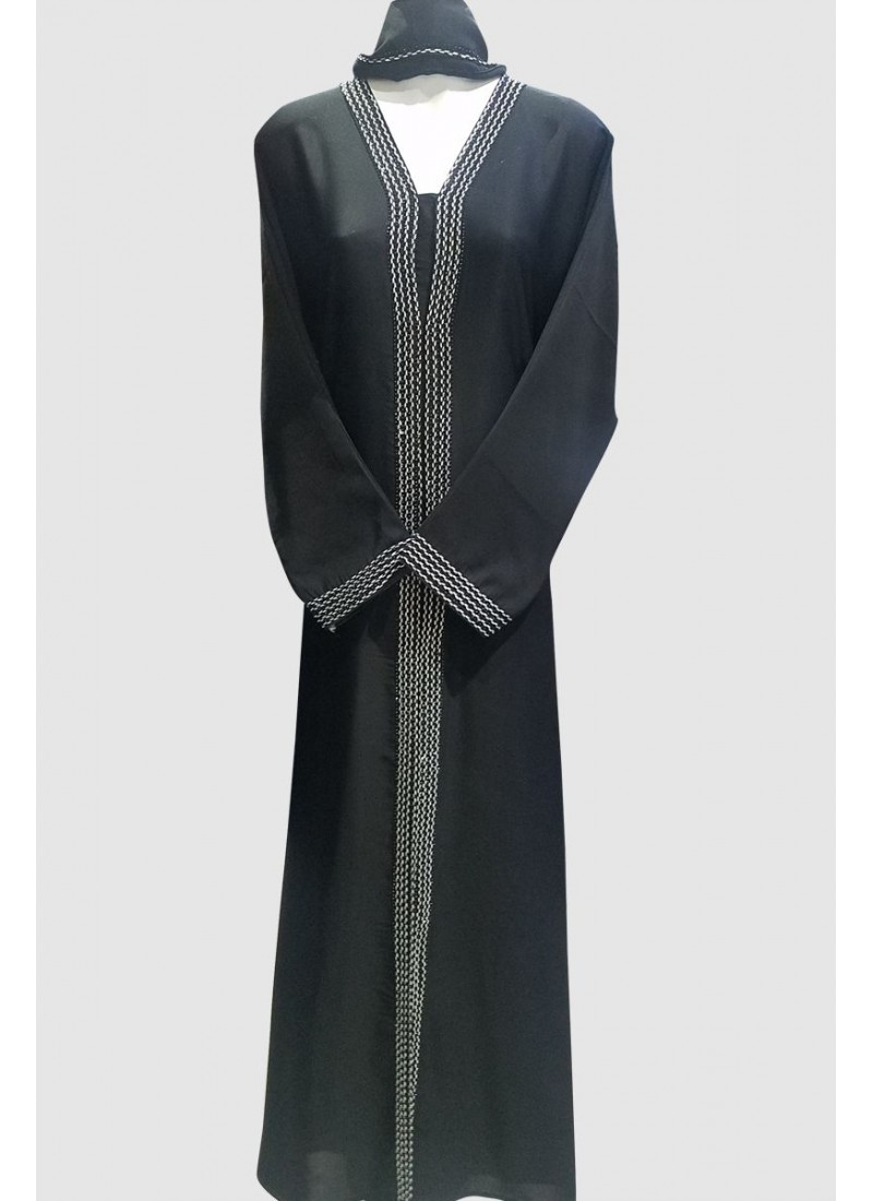 Trendy Duaa Fancy Abaya
