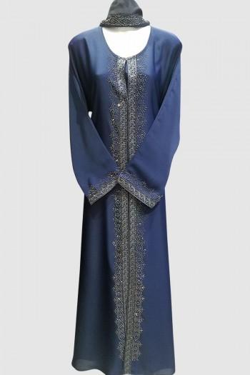 Asha Sophisticated Abaya